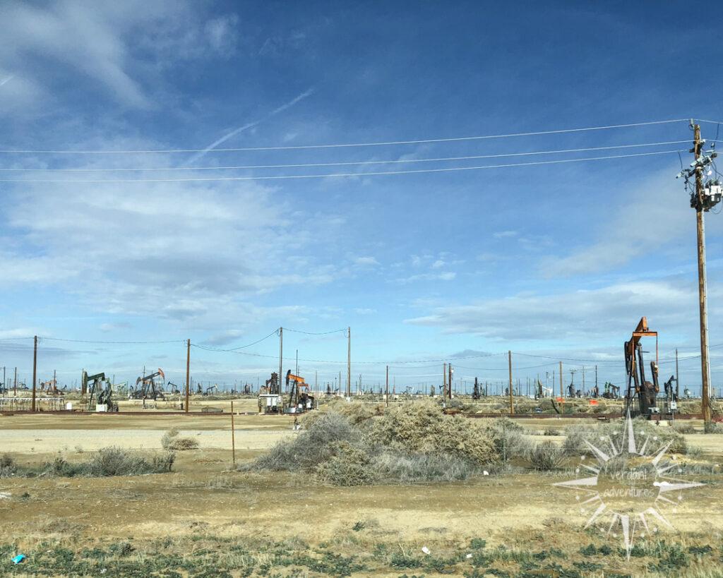Oil field pump | fossil fuels
